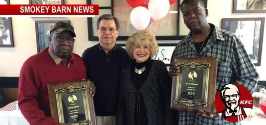 After 45 Years At Springfield KFC Jimmy And Joe Retire