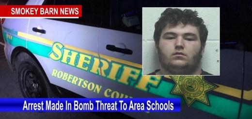 Arrest Made In School Bomb Threats