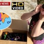 Orlinda Girl (7) Collects Hundreds Of Sunglasses For Haiti