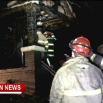 White House Area Home Suffers Heavy Damage In Electrical Fire