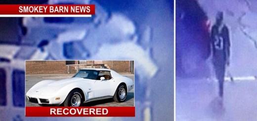 77 Corvette Stingray Stolen In Springfield Has Been RECOVERED