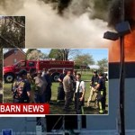 Busy Weekend For Local Firefighters (3 Stories)