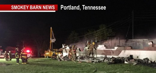 "Highland Academy Maintenance Building ""Total Loss"" After Fire"