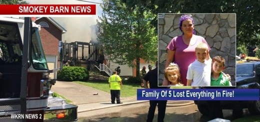 Family Of 5 Loses Everything In Millersville Home Fire Monday