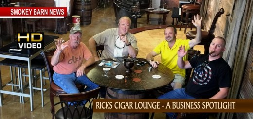 New Cigar Lounge in White House is a hit.....