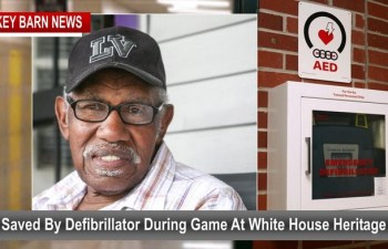 New Defibrillators Save First Life In Robertson County School