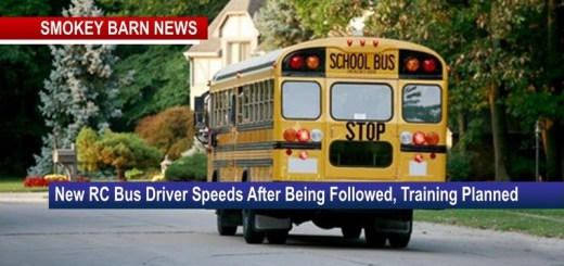 New R.C. Schools Bus Driver Speeds After Being Followed, Training Planned
