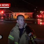 Fire Damages Korner Market In Springfield: Firefighters Make Good Stop