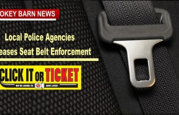 """Local Police Join Seat Belt Enforcement During National """"Click It Or Ticket"""" Mobilization"""