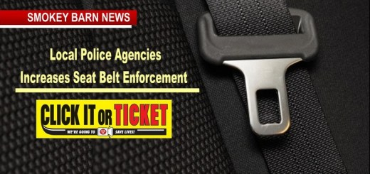 "Local Police Join Seat Belt Enforcement During National ""Click It Or Ticket"" Mobilization"