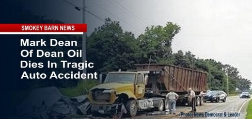 Mark Dean Of Dean Oil Dies In Tragic Auto Accident