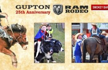 Gupton Ram Tough Celebrates25th AnniversaryRodeo In Springfield
