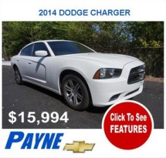Payne 2014 Dodge Charger 15994 288x275