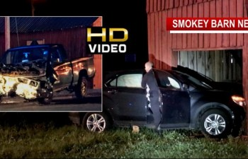 3 Hospitalized After T-Bone Crash In Springfield