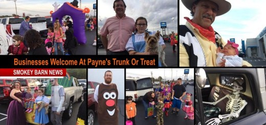 "Payne Invites Local Businesses To Participate In Their ""TRUCK"" N Treat"