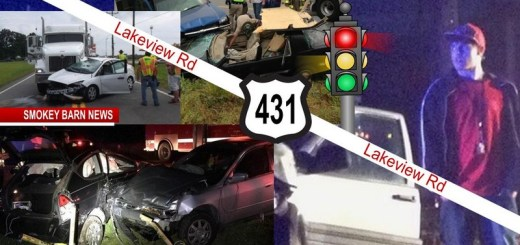 Deadly Crash Reignites Concern About Hwy 431 Intersection