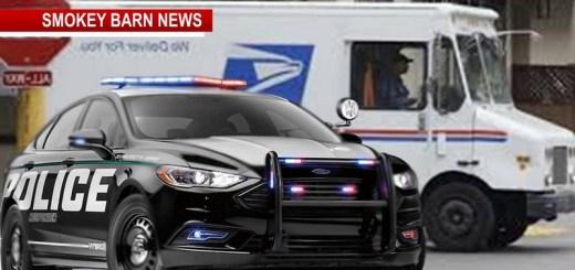 Postal-Worker Dodges Bullets In Hendersonville