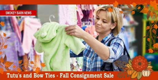 Fall/Winter Children's Consignment Sale Open To Public Sept. 20-23