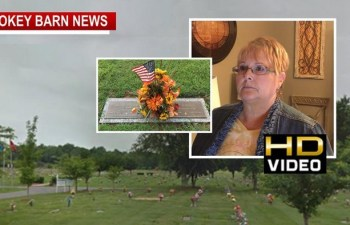 Springfield CemeteryTargeted By Thieves
