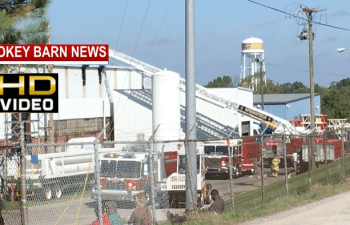 Unarco Sustains About 5% Damage In Paint-Line Fire Friday