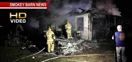 Orlinda Area Home Lost To Fire Early Tuesday