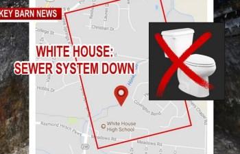 White House Says Don't Flush Til Morning...