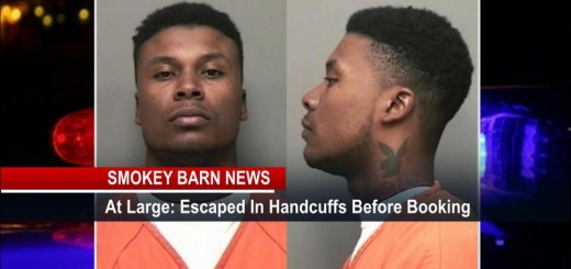 Man Escapes In Handcuffs Before Booking In Montgomery County