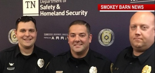 Jason Graves Of Springfield PD Receives 2017 Officer Of The Year Award