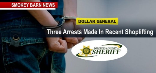 Police Arrest Alleged Shoplifters As Christmas Nears