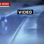 Driver Finds Toddler Walking On Greenbrier Rd