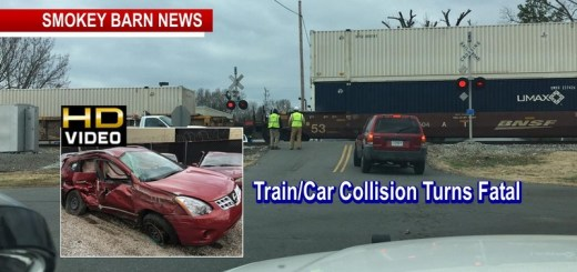 Car/Train Collision In Greenbrier Turns Fatal