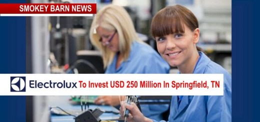 Electrolux To Invest 250 Million In Springfield Facility