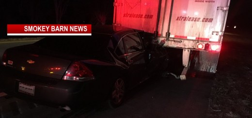 Back-To-Back Wrecks Slow I-24 News Years Day