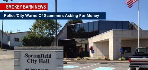 Warning: Phone Scammers Pose As City Of Springfield Employees