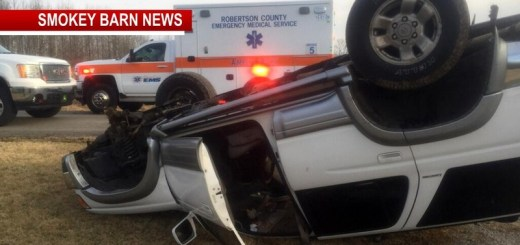 Three Transported Following Rollover Crash In Springfield