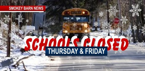 Robertson County Schools CLOSED Thursday/Friday