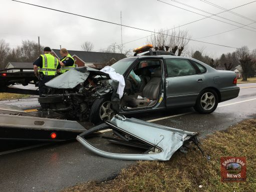 Two Injured In Hwy 49 Head-On Crash In Springfield