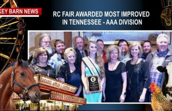 Robertson County FAIR Awarded Most Improved