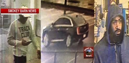 POLICE: Felony Gang Targets Vehicles At Springfield YMCA
