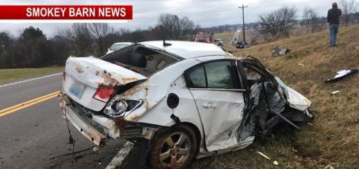 Rollover Crash Slows 431 N. Traffic Near Borthick Rd