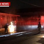 Port-A-Potty Fire In Springfield Labeled Suspicious