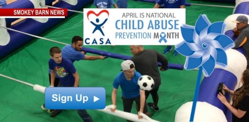 How Human Foosball Can Help Abused Children In Robertson County