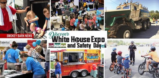 Discover White House Expo & Safety Day 2018