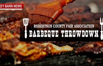 BBQ Throwdown - Get Your Secret Sauce Ready! Cash Prizes