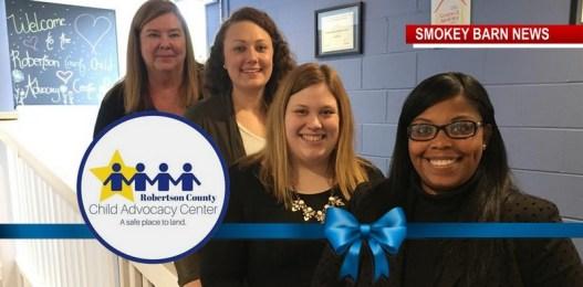 R.C. Child Advocacy Center, A Crucial Lifeline, Gets New Home