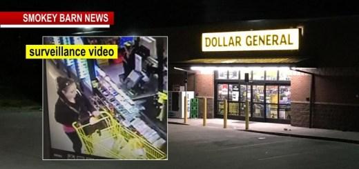 Woman Robs Springfield Dollar General At Gunpoint