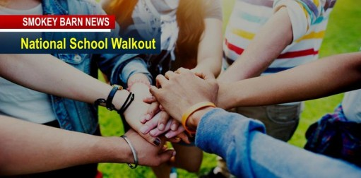 Local Schools Join Friday National School Walkout