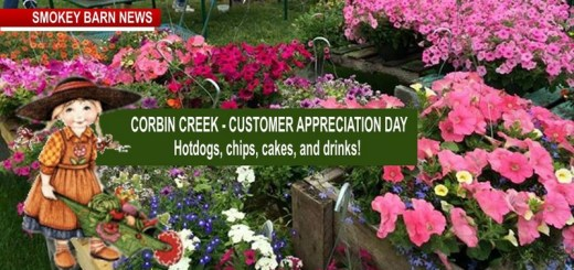 Corbin Creek Greenhouse To Host Special Mother's Day Celebration