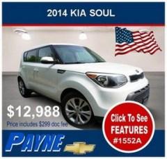 Payne 2014 Kia soul 1552A 288