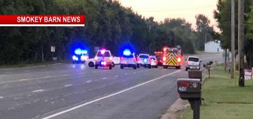 Hwy 41 CLOSED Following Serious Crash Near Greenbrier